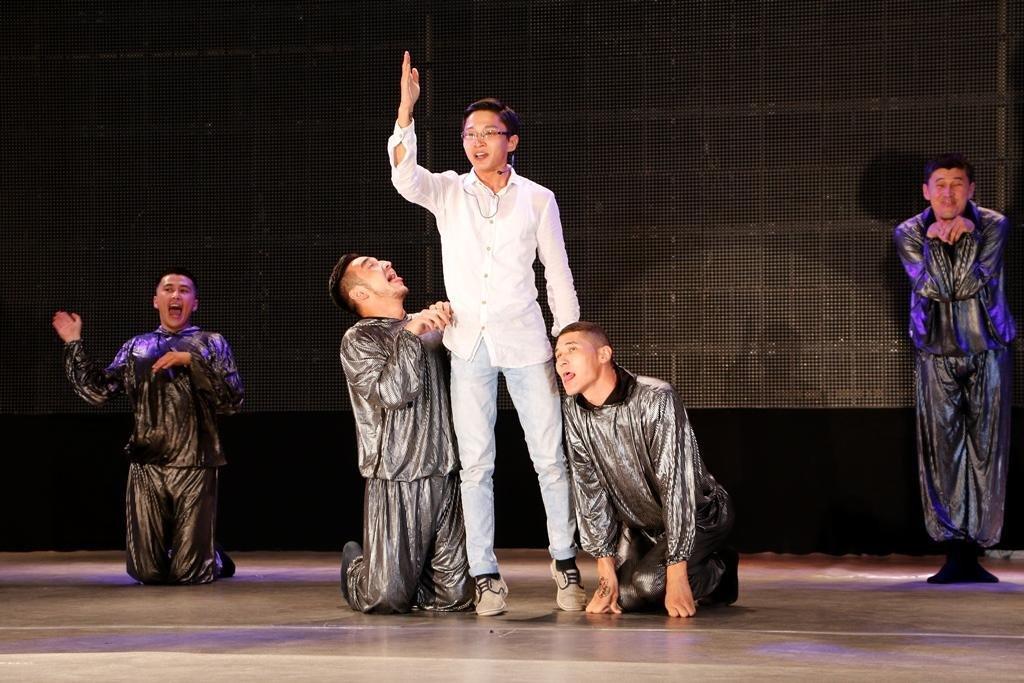 В Актау состоялось открытие I Международного театрального фестиваля прикаспийских стран, фото-12