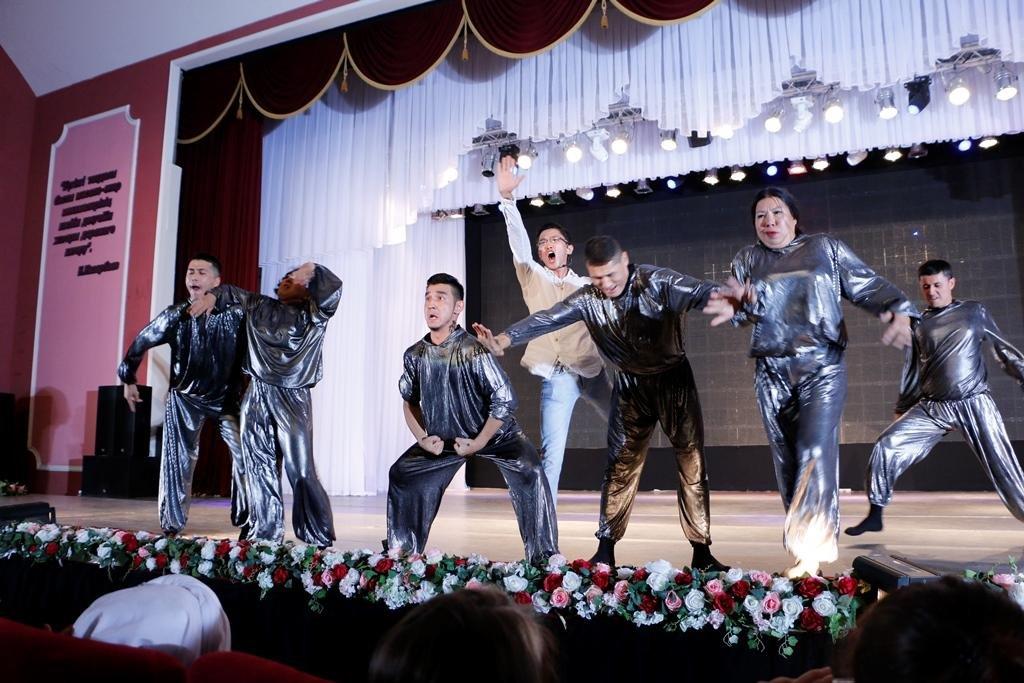 В Актау состоялось открытие I Международного театрального фестиваля прикаспийских стран, фото-13