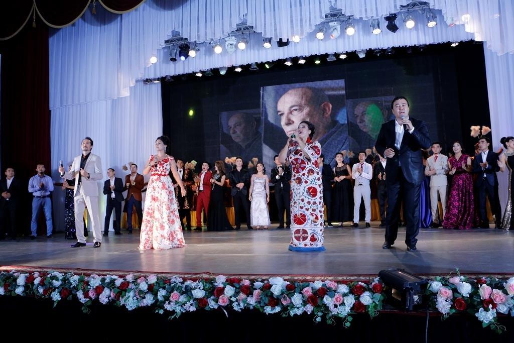 В Актау состоялось открытие I Международного театрального фестиваля прикаспийских стран, фото-14