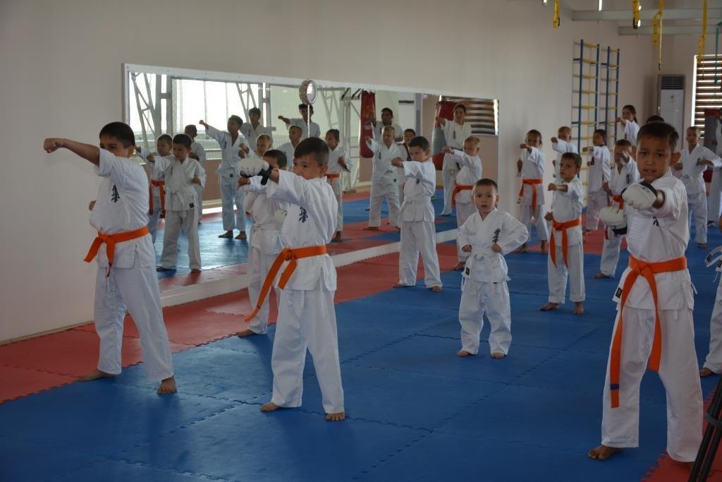 В Актау открылся спортивно-оздоровительный комплекс (Фото), фото-1
