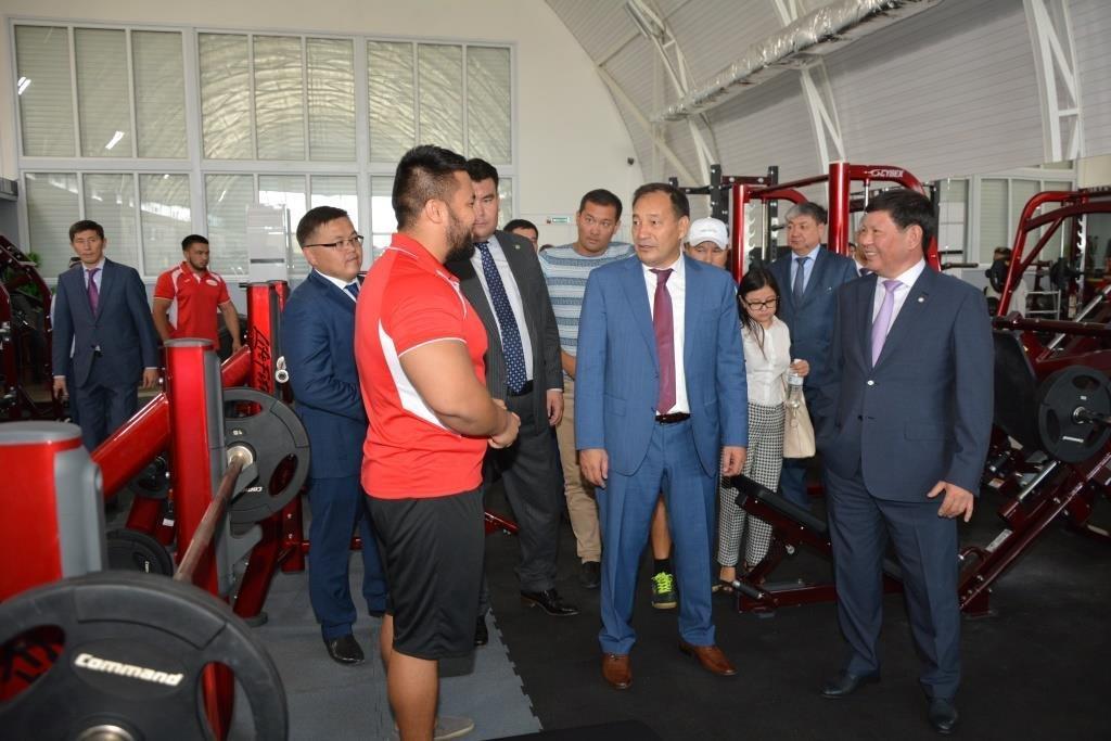 В Актау открылся спортивно-оздоровительный комплекс (Фото), фото-7