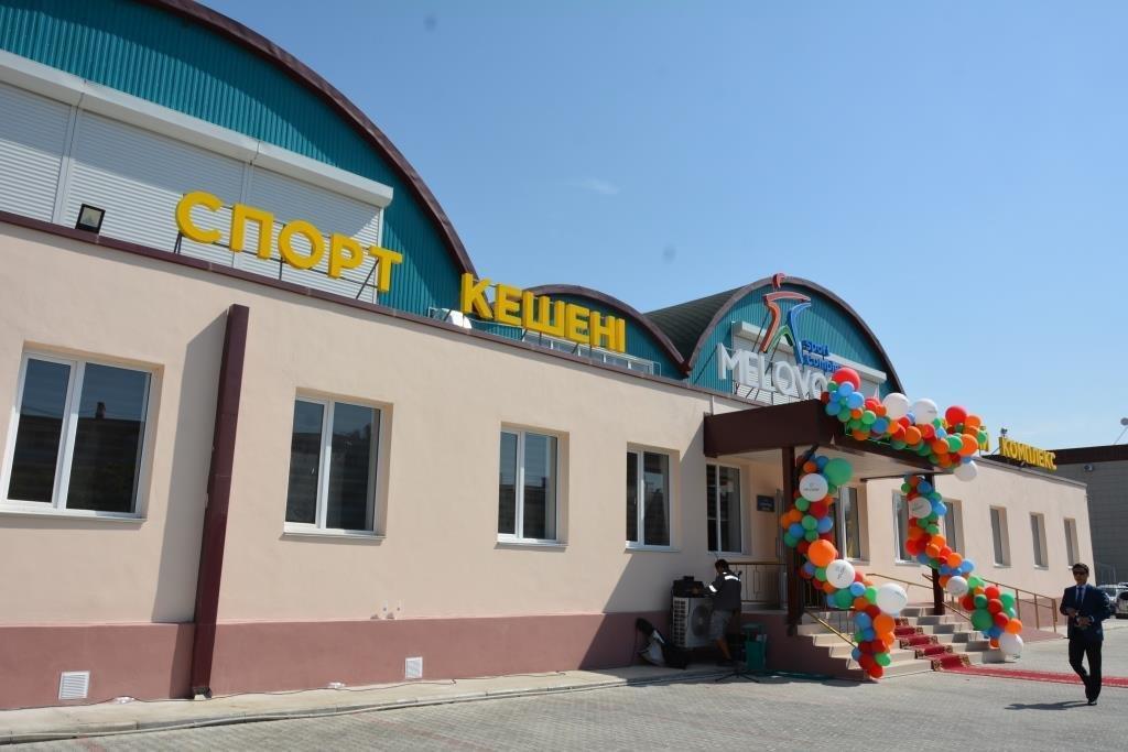В Актау открылся спортивно-оздоровительный комплекс (Фото), фото-2
