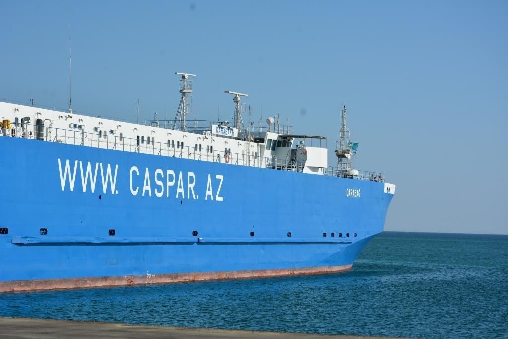В порту Курык строят автомобильный переход, фото-3