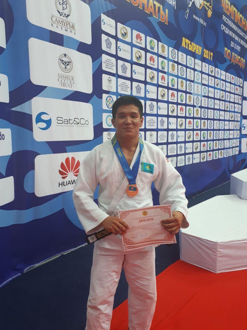 Мангистауские дзюдоисты завоевали 5 медалей в первый день чемпионата РК, фото-4
