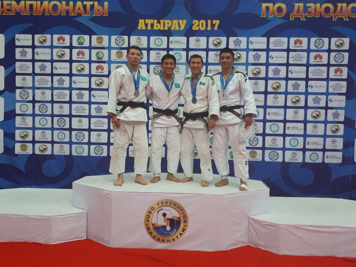 Мангистауские дзюдоисты завоевали 5 медалей в первый день чемпионата РК, фото-5