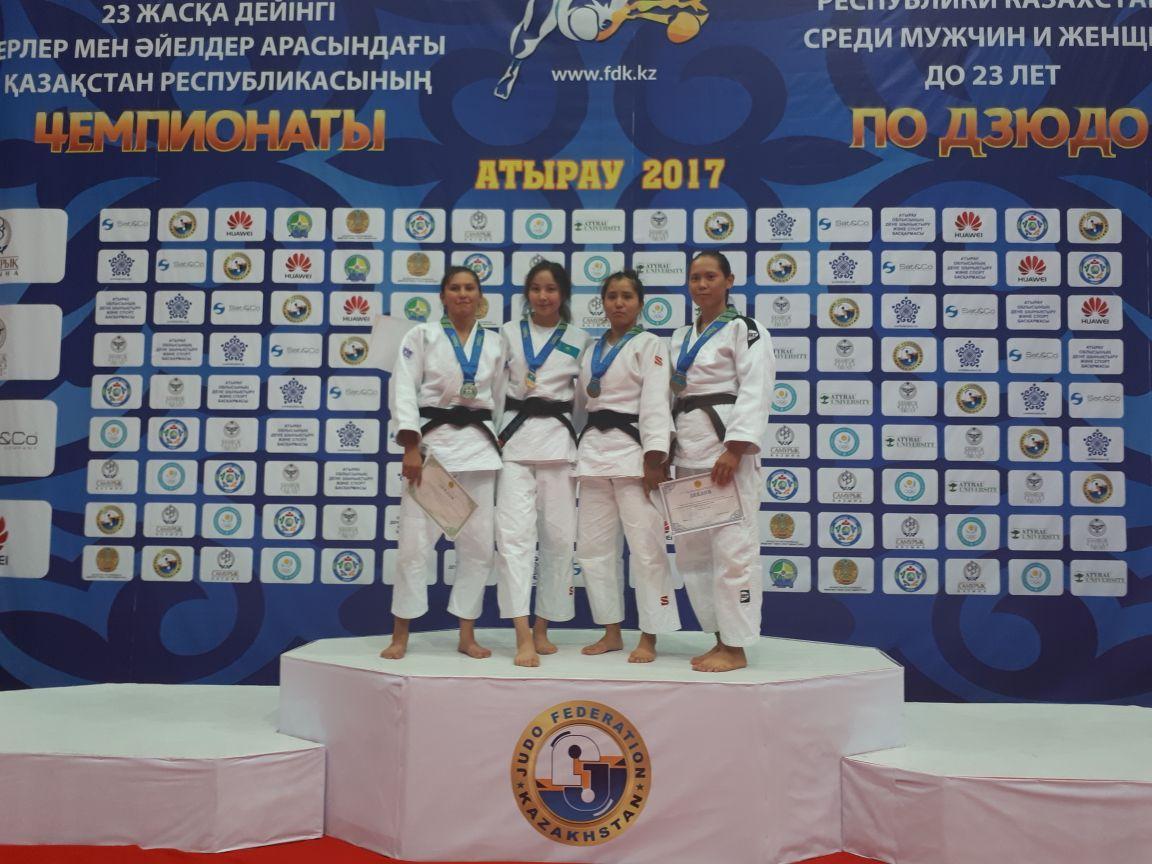 Мангистауские дзюдоисты завоевали 5 медалей в первый день чемпионата РК, фото-6