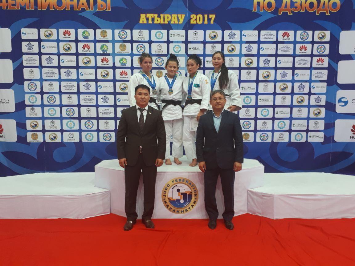 Мангистауские дзюдоисты завоевали 5 медалей в первый день чемпионата РК, фото-7