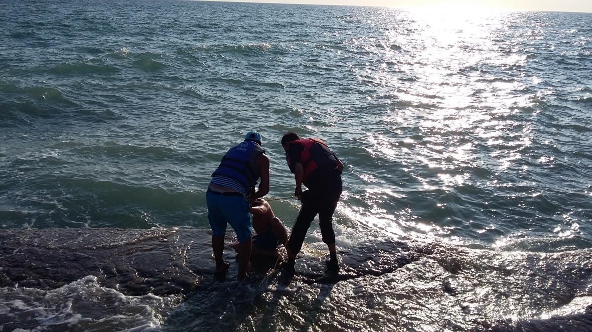 В Актау спасли 40-летнего мужчину (Фото), фото-2