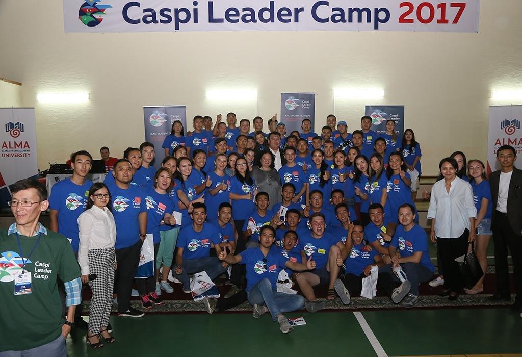 """В Актау открылся молодежный лагерь """"Caspi Leader Camp"""", фото-3"""