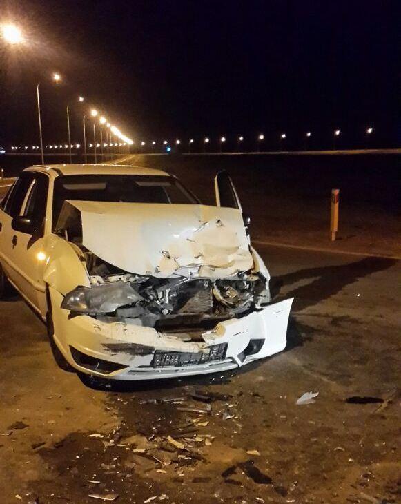 Установлен виновник ДТП на трассе Актау - Международный аэропорт, фото-1