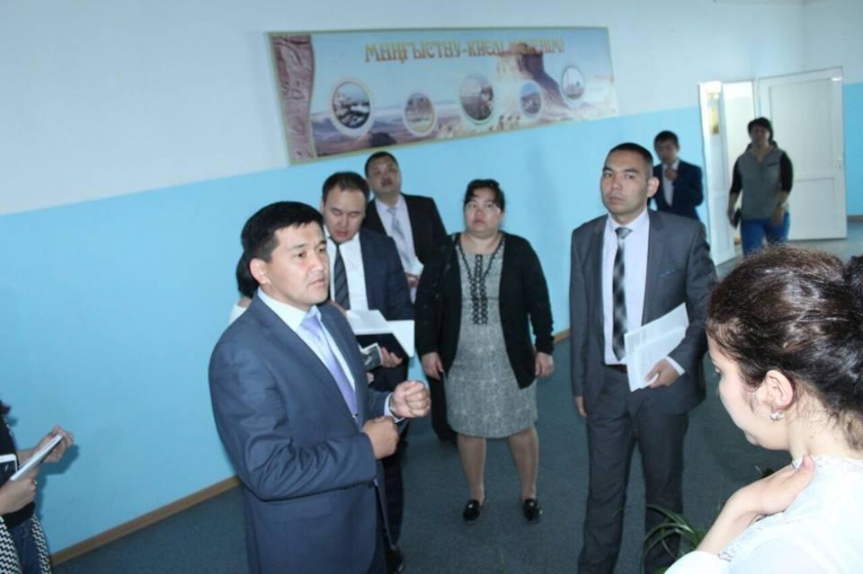 Антикоррупционная мобильная группа посетила 113 организаций Мангистау, фото-3
