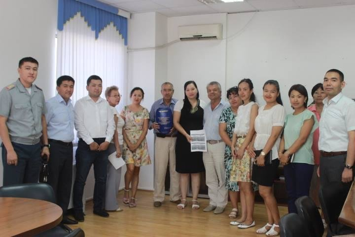 Антикоррупционная мобильная группа посетила 113 организаций Мангистау, фото-9
