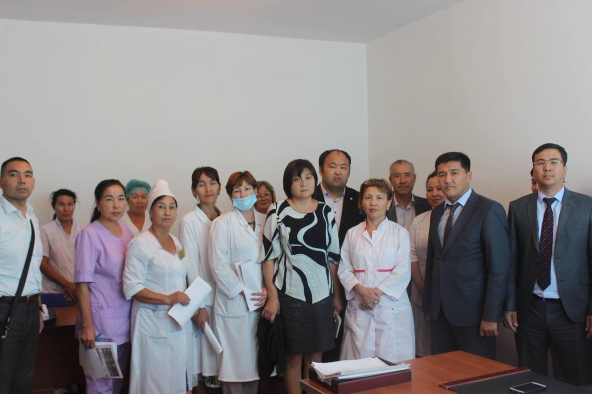 Антикоррупционная мобильная группа посетила 113 организаций Мангистау, фото-11