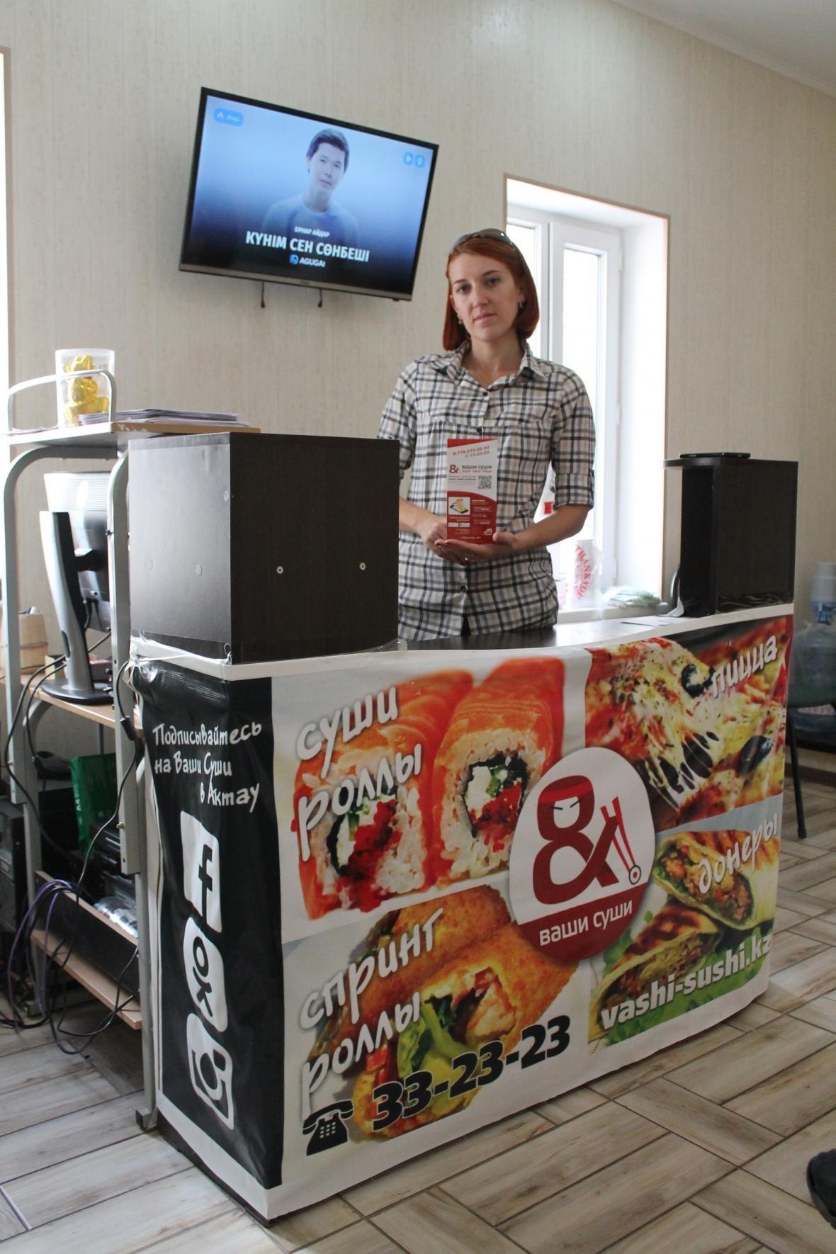 Предпринимательница из Актау открыла интернет-магазин по доставке суши, фото-2