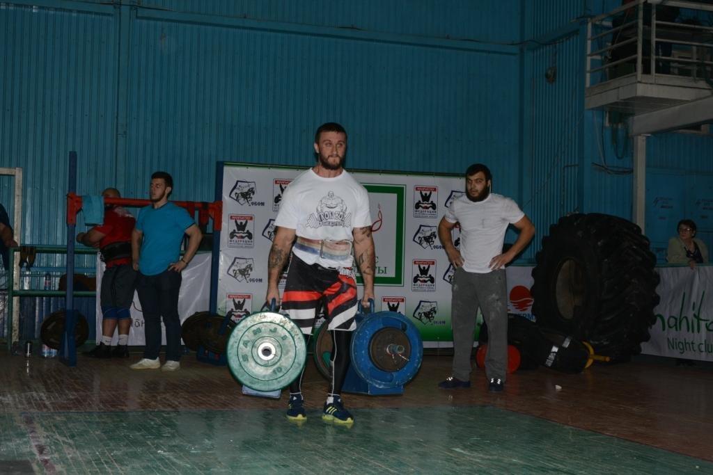 В Актау 11 силачей боролись за победу на чемпионате по Strongman, фото-6