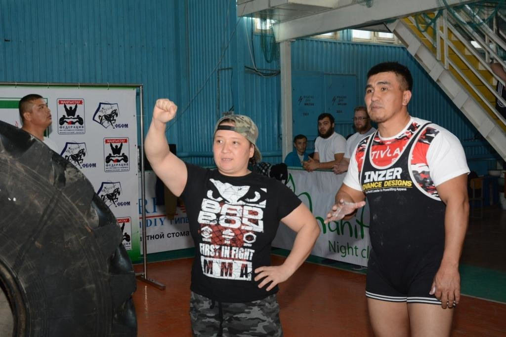 В Актау 11 силачей боролись за победу на чемпионате по Strongman, фото-11