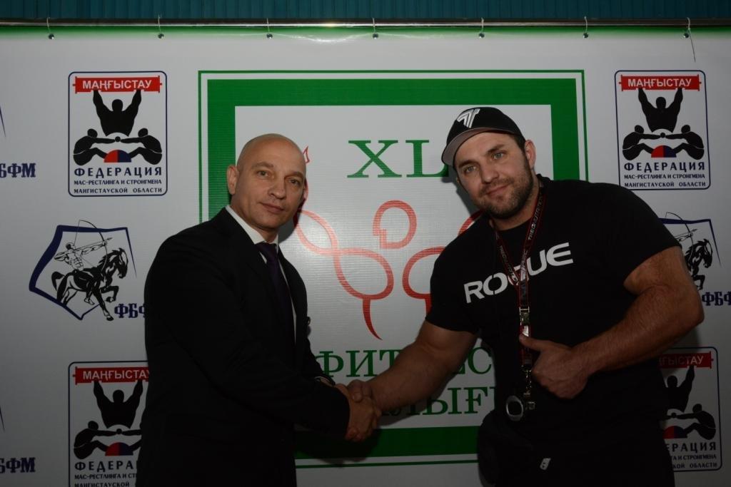 В Актау 11 силачей боролись за победу на чемпионате по Strongman, фото-14