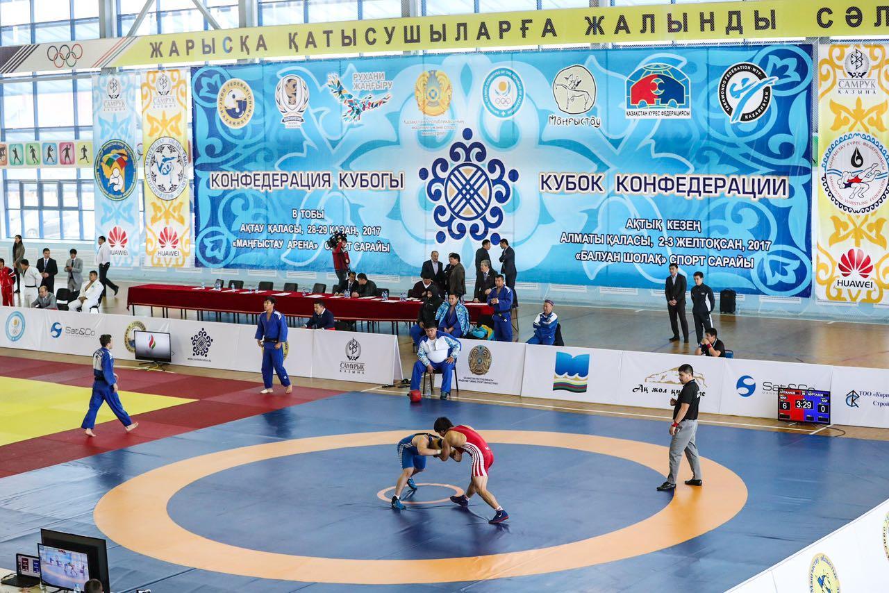 Мангистауские таэквондисты и боксеры прошли в полуфинал Кубка конфедераций, фото-4