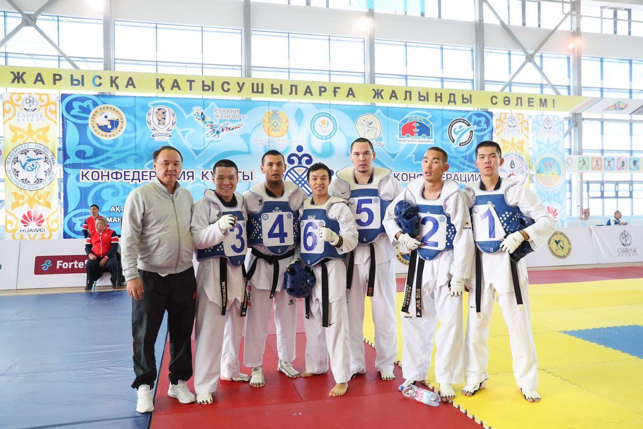 Мангистауские таэквондисты и боксеры прошли в полуфинал Кубка конфедераций, фото-7