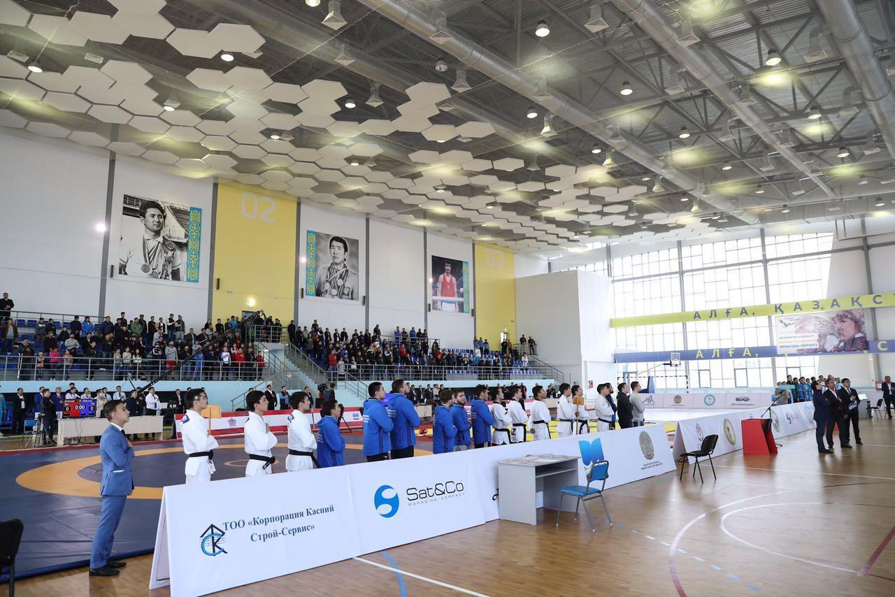 Мангистауские таэквондисты и боксеры прошли в полуфинал Кубка конфедераций, фото-8