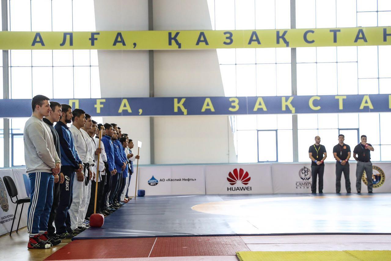 Мангистауские таэквондисты и боксеры прошли в полуфинал Кубка конфедераций, фото-17