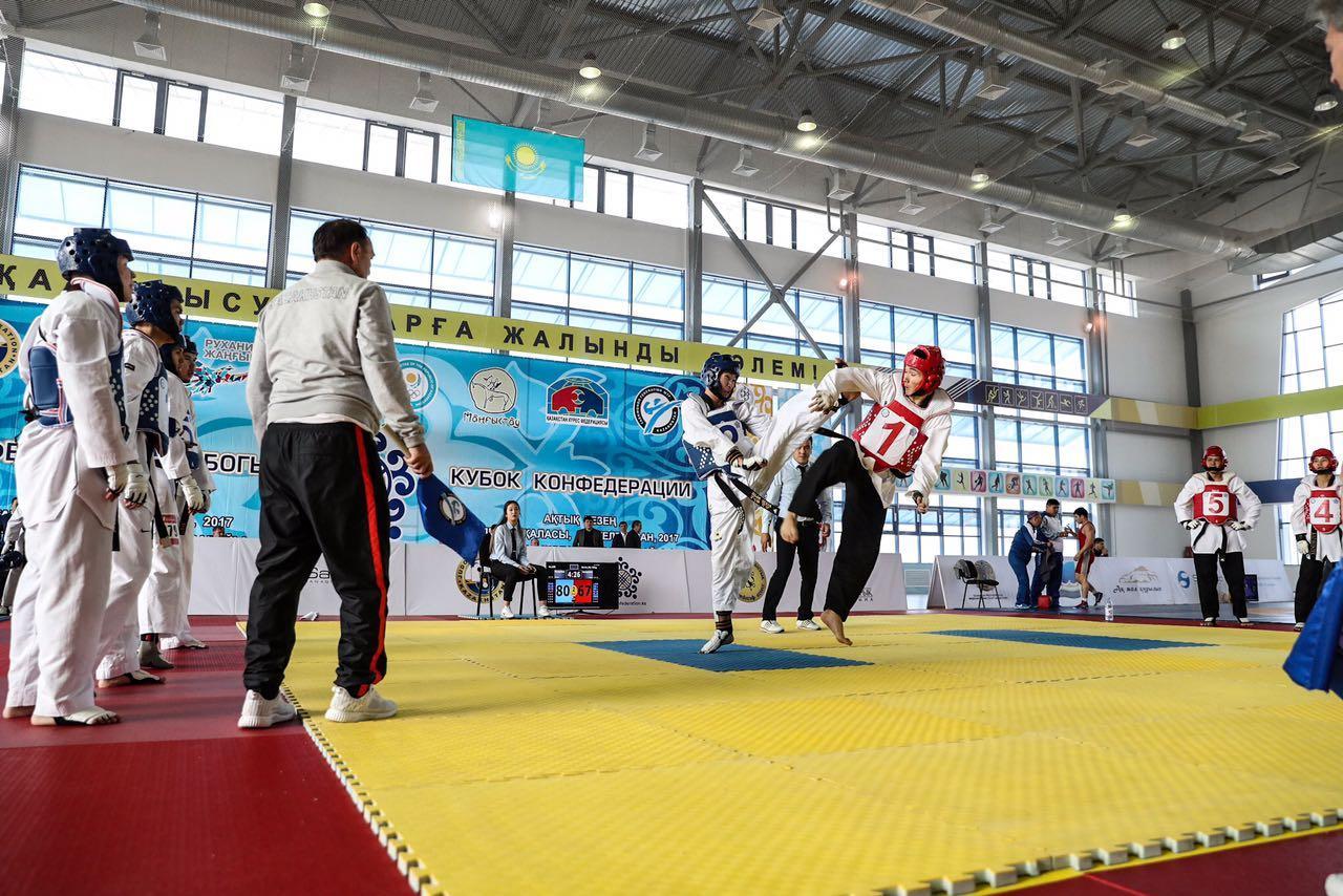 Мангистауские таэквондисты и боксеры прошли в полуфинал Кубка конфедераций, фото-3