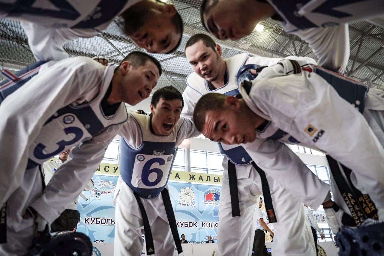 Мангистауские таэквондисты и боксеры прошли в полуфинал Кубка конфедераций, фото-6