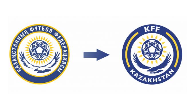 Футбольная федерация Казахстана изменила логотип и название, фото-1