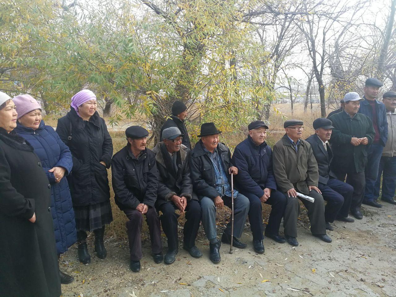 Жители села Онды вскрыли свою капсулу времени с посланием, фото-3