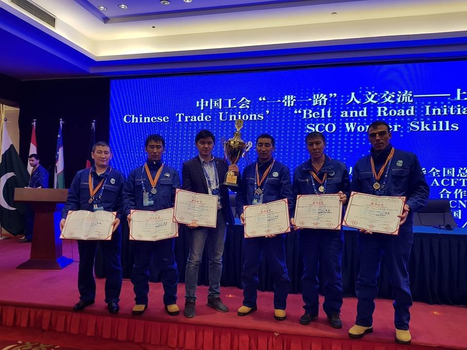 Лучший в мире сварщик из Актау удостоен платиновой медали, фото-1
