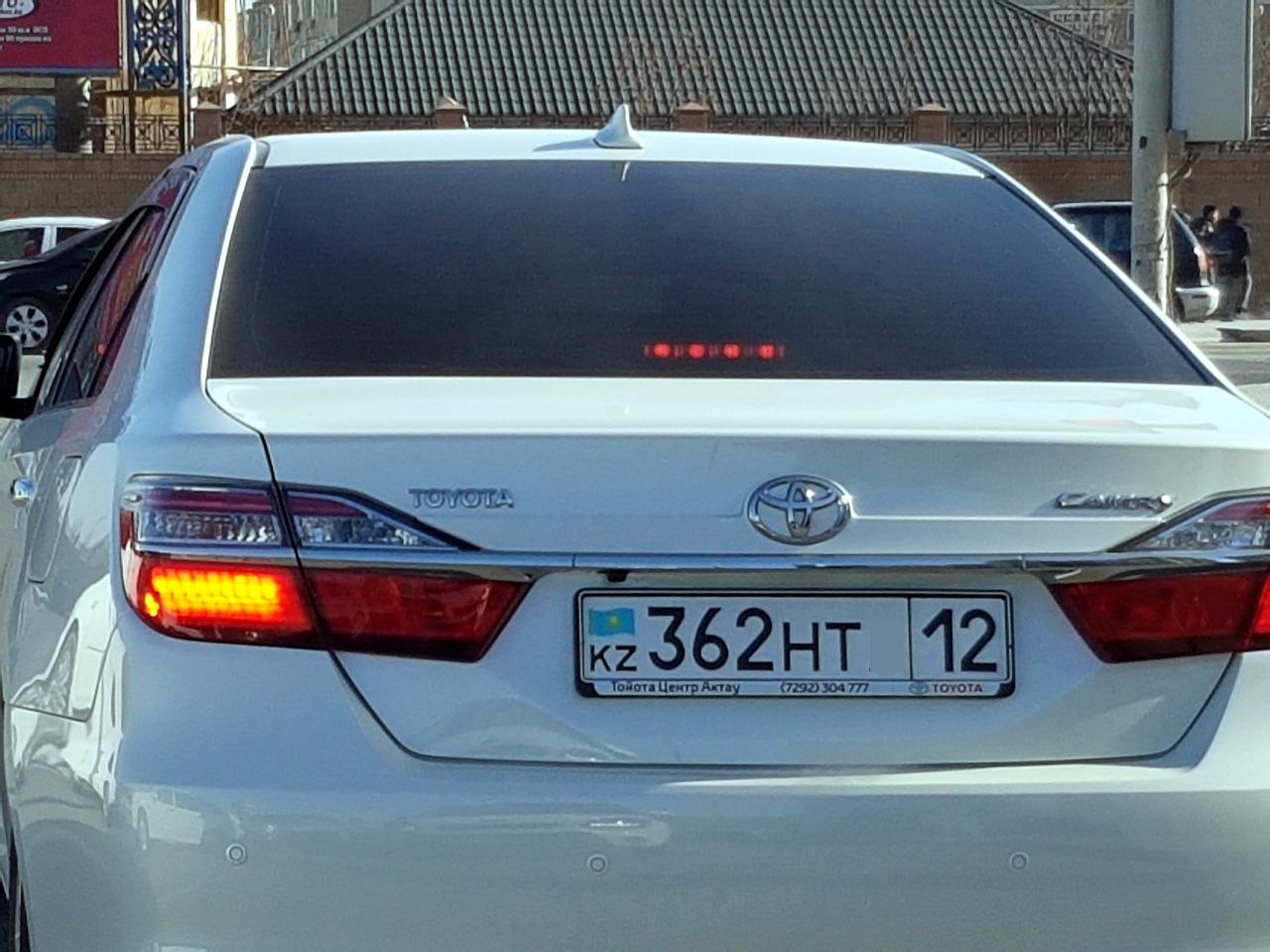 """Какой """"красивый"""" номер пользуется популярностью у мангистауских автомобилистов (Фото), фото-12"""