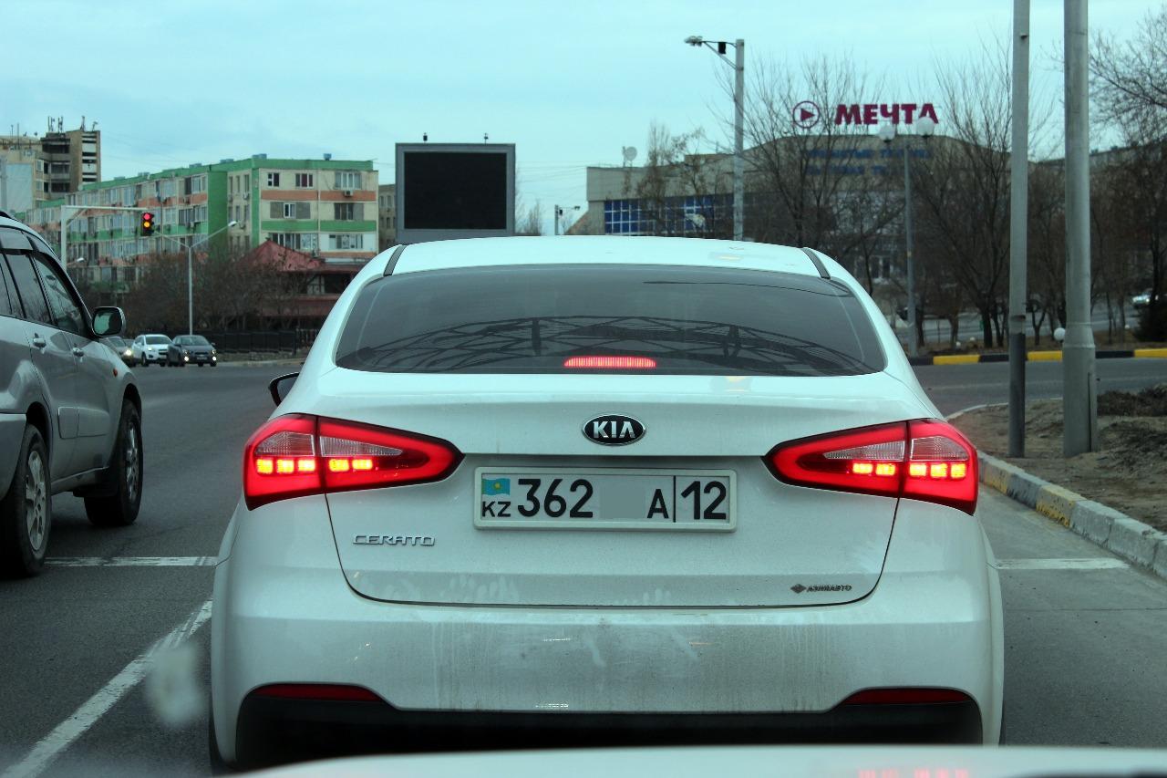 """Какой """"красивый"""" номер пользуется популярностью у мангистауских автомобилистов (Фото), фото-4"""
