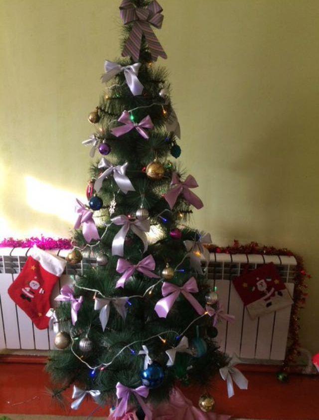 Красавицы Актау: как жители города украсили свои елки (ФОТО), фото-8
