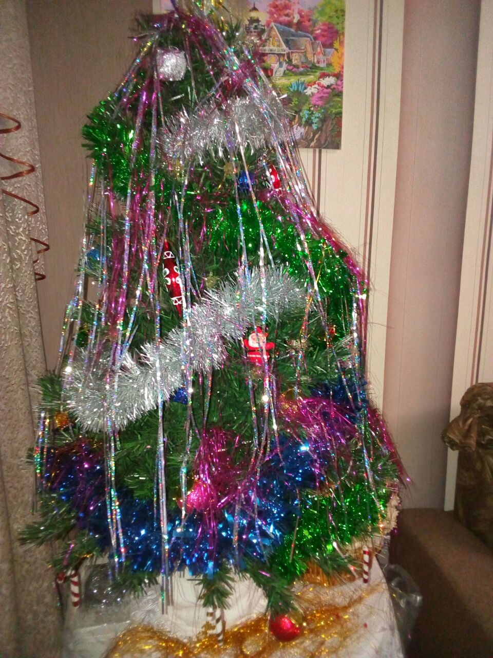 Красавицы Актау: как жители города украсили свои елки (ФОТО), фото-6