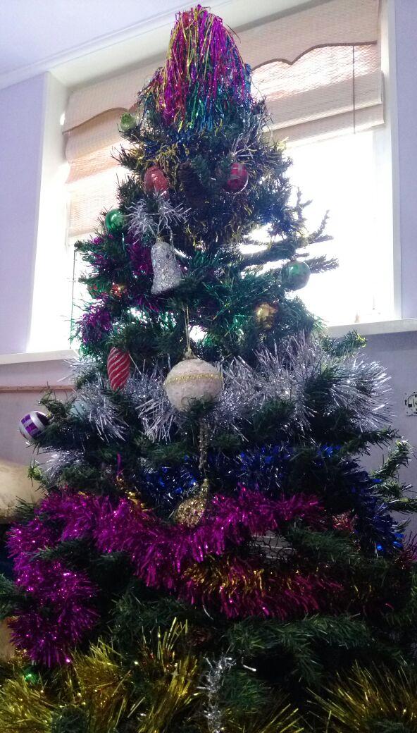 Красавицы Актау: как жители города украсили свои елки (ФОТО), фото-2