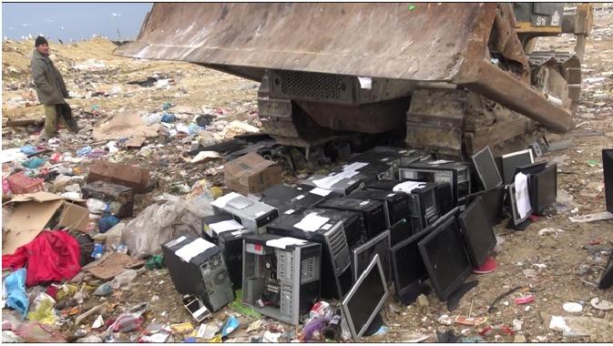Более 100 игровых терминалов было уничтожено в Мангистау, фото-1