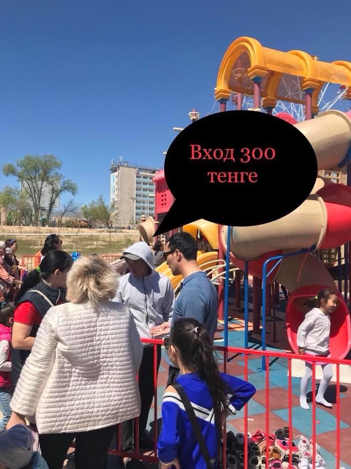 Отдых по-актауски: как городской праздник обернулся разочарованием, фото-1
