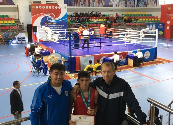 Женис Нурас из Мангистау стал победителем молодежного чемпионата РК по боксу, фото-1