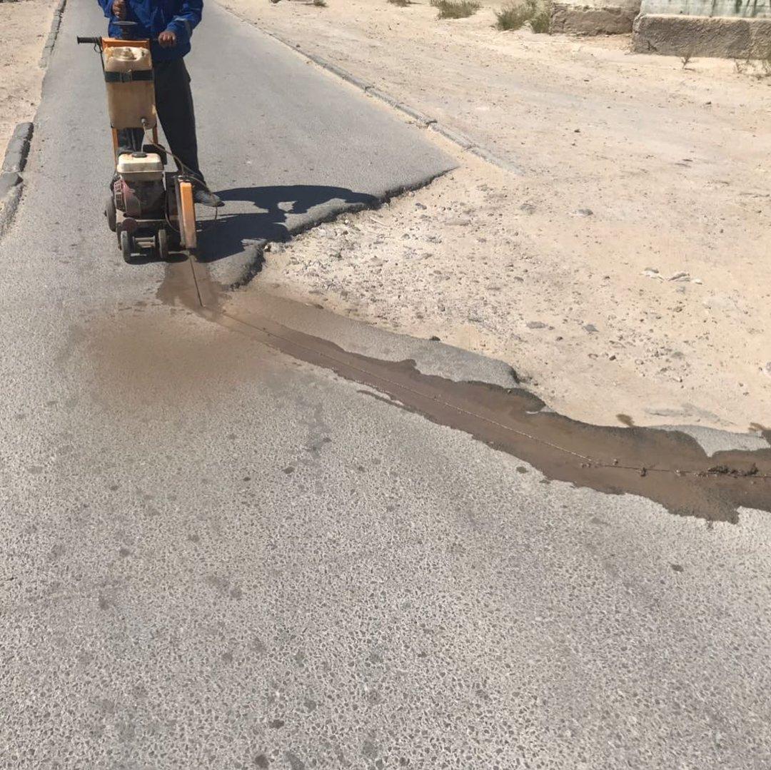 В четырех нижних микрорайонах Актау начался ремонт дорог (ФОТО), фото-4