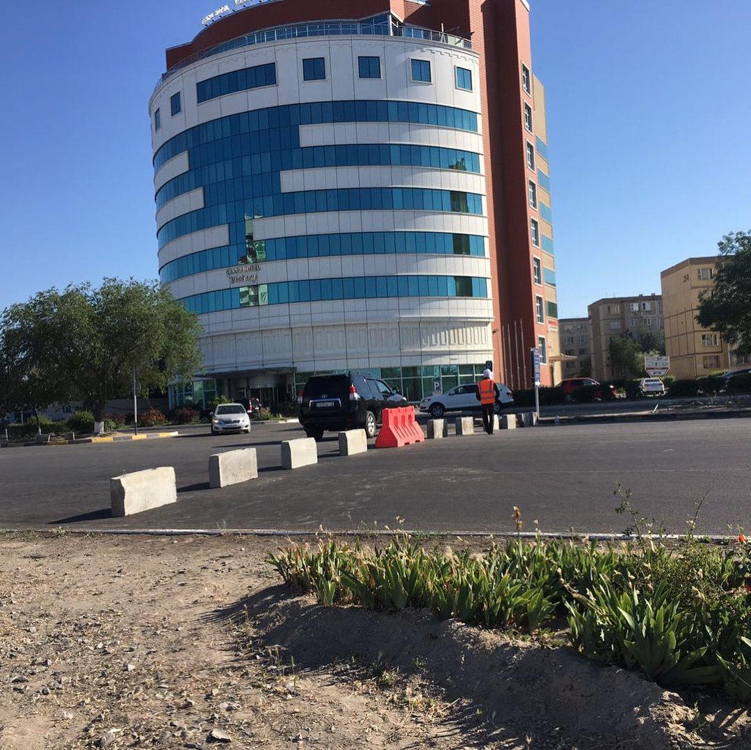 Участок центральной дороги закрыли в Актау до 25 мая, фото-4