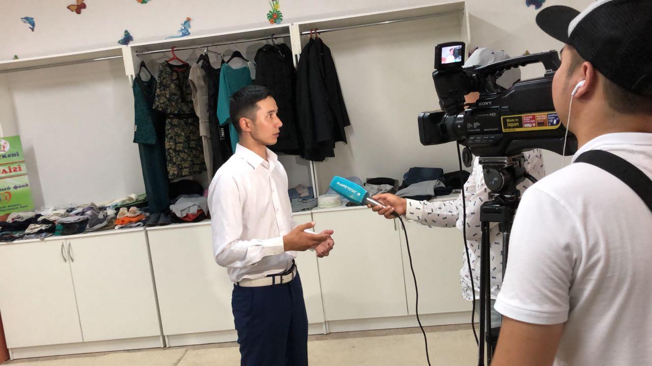 Магазин социальной помощи открыли в Жанаозене, фото-1