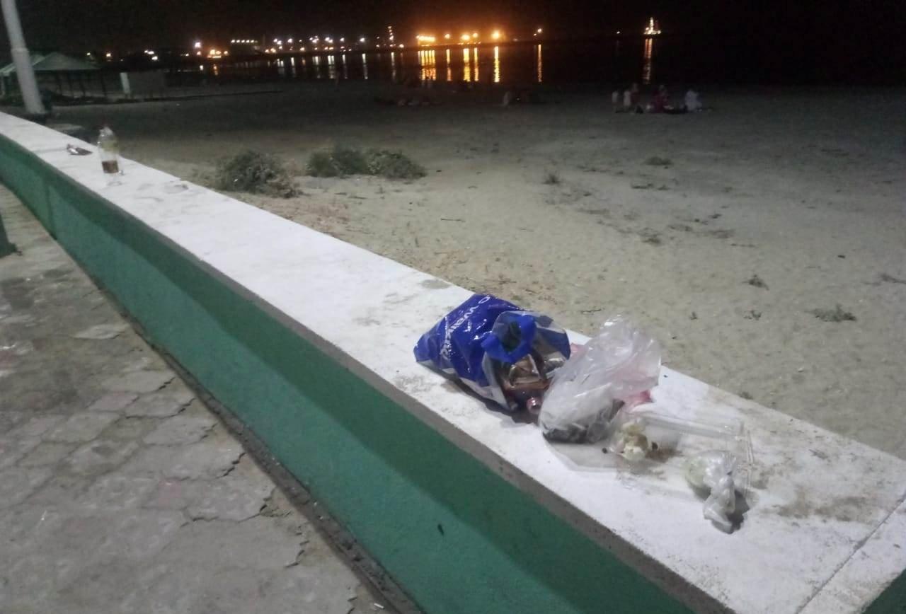 Актаусцы массово жалуются на загрязнение бесплатных пляжей отдыха (ВИДЕО), фото-1