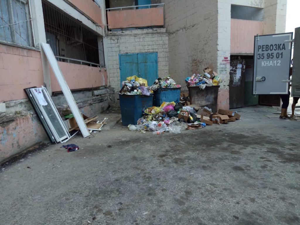 Актау утопает в мусоре и отходах по вине арбузов (ФОТО), фото-5