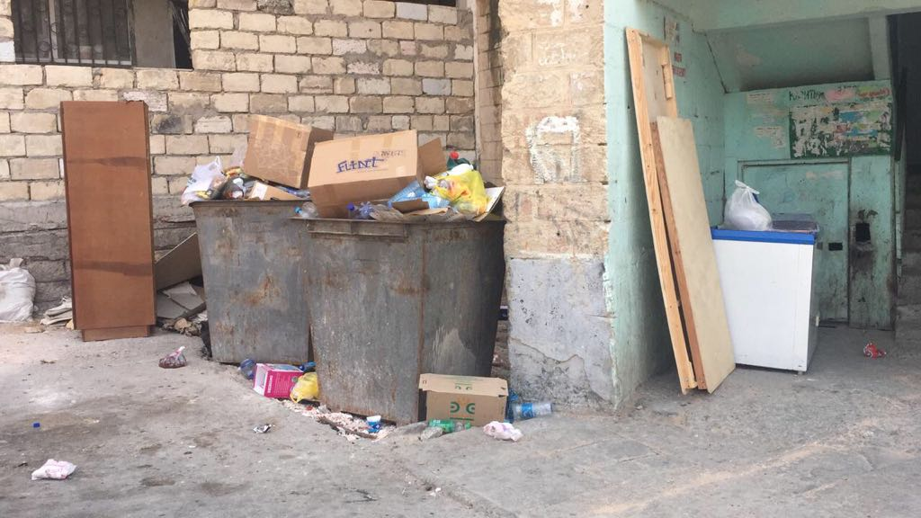 Актау утопает в мусоре и отходах по вине арбузов (ФОТО), фото-6