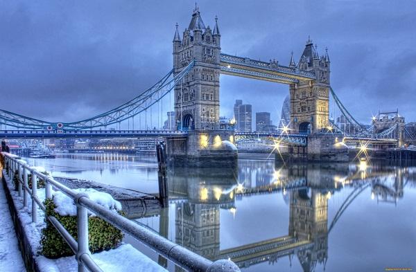 Наши заграницей: Лондон и Актау – два города, две противоположности, фото-1