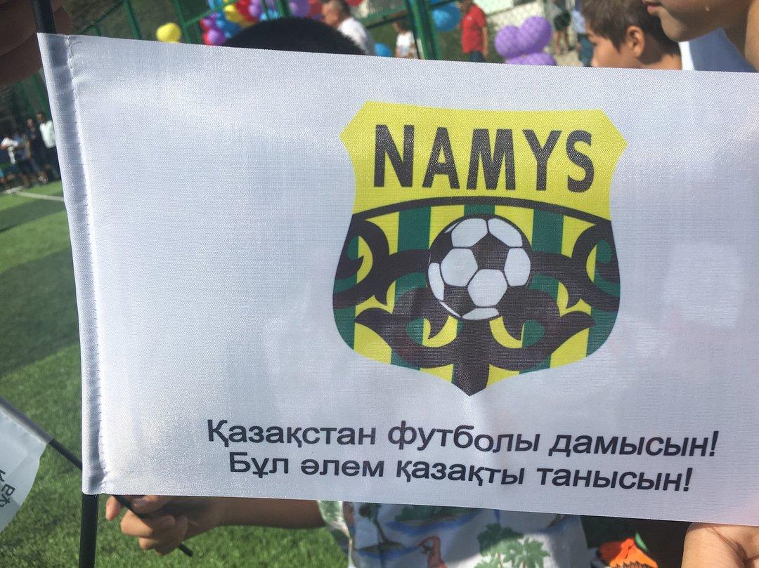 Футбольное поле по стандартам FIFA открыли в Актау, фото-2