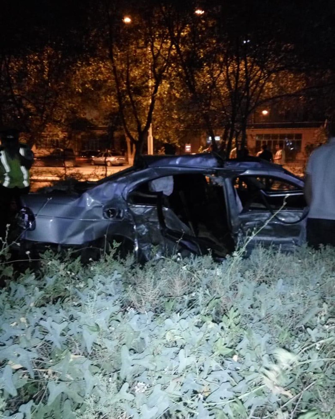 Два человека скончались в ДТП в Жанаозене (ФОТО), фото-3