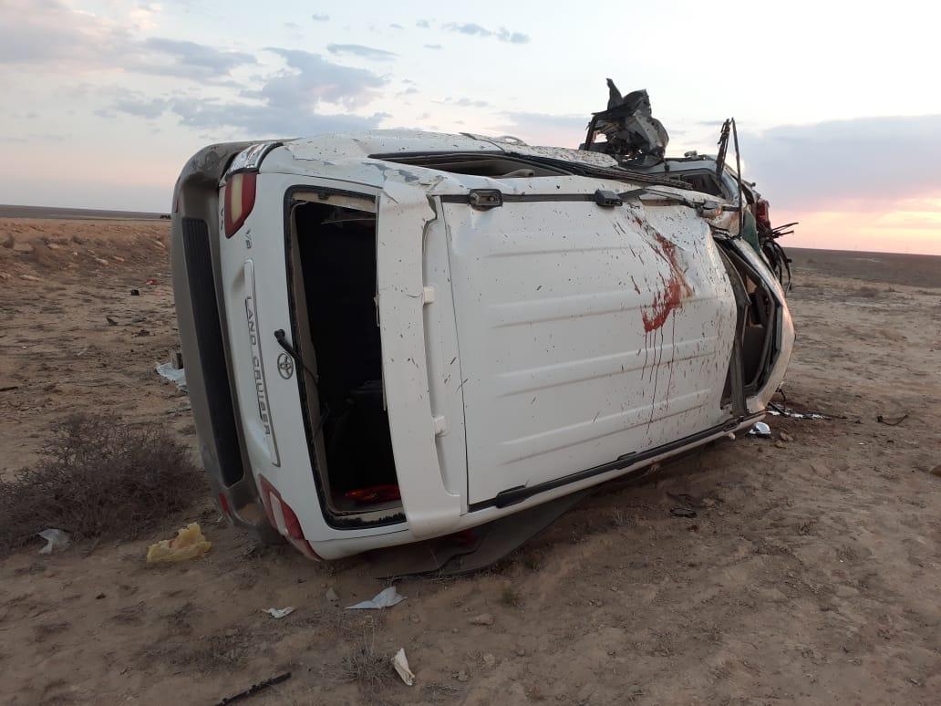 Три человека погибли в ДТП в Мангистау (ФОТО), фото-2