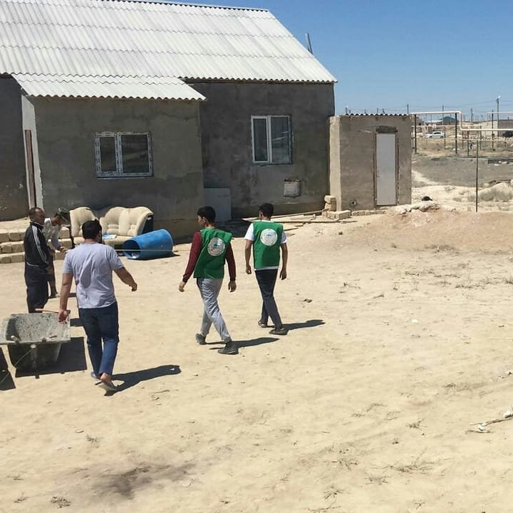 Многодетной семье из села Батыр подарили дом, фото-2
