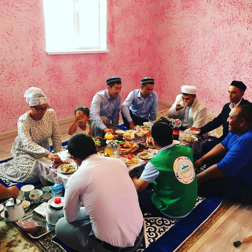 Многодетной семье из села Батыр подарили дом, фото-6